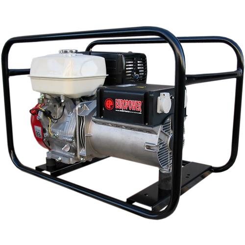 Генератор бензиновый Europower EP 6500 T 3X230V для ж/д в Евпаторияе