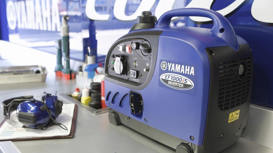 Генератор Yamaha EF1000 в Евпаторияе