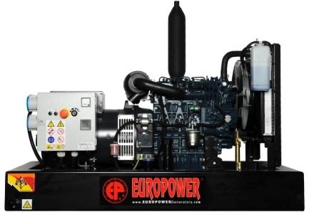Генератор дизельный Europower EP 163 DE в Евпаторияе