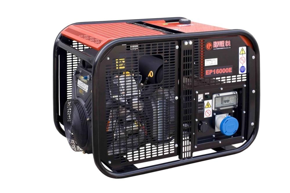 Генератор бензиновый Europower EP 16000 E в Евпаторияе