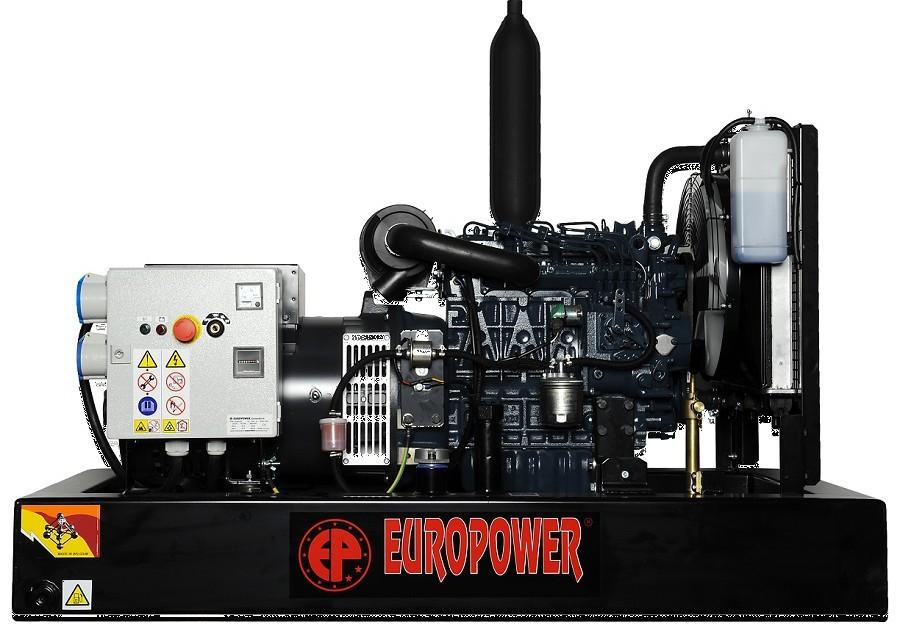Генератор дизельный Europower EP 193 DE в Евпаторияе