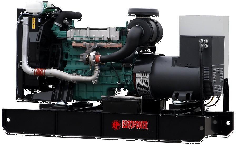 Генератор дизельный Europower EP 200 TDE в Евпаторияе