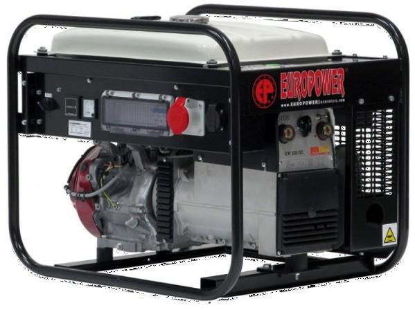Генератор дизельный Europower EP 200  X/25DC в Евпаторияе