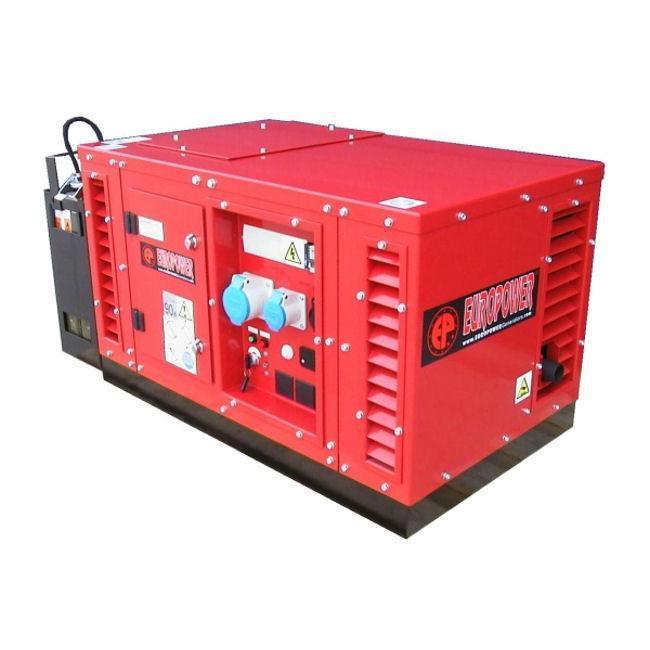 Генератор бензиновый Europower EPS 10000 E в Евпаторияе