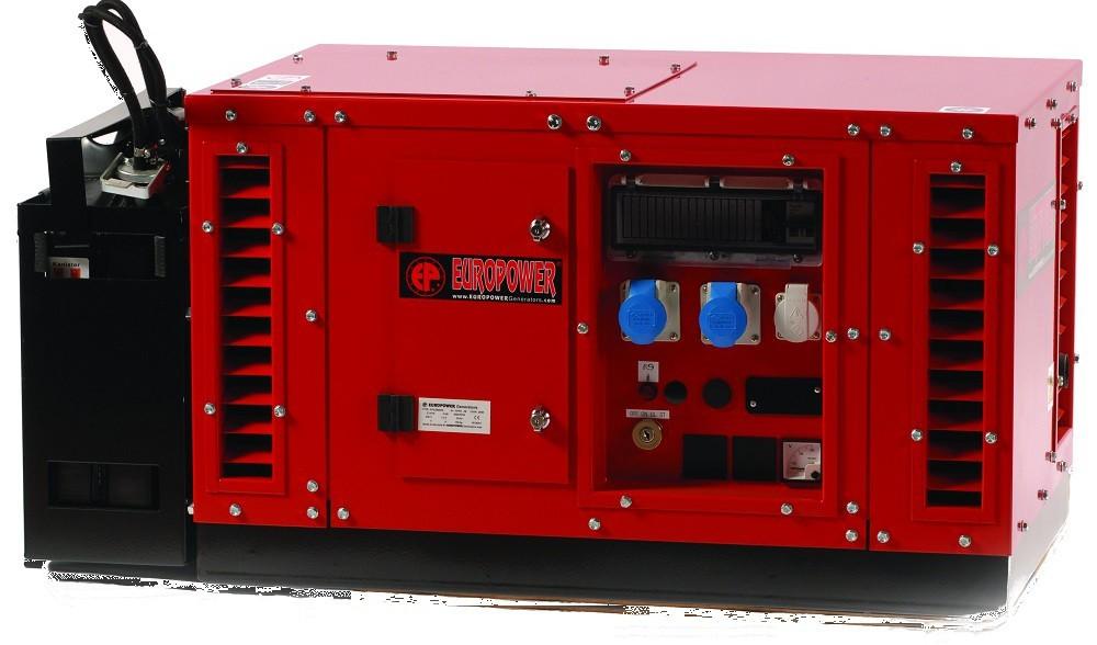 Генератор бензиновый Europower EPS 15000 TE в Евпаторияе