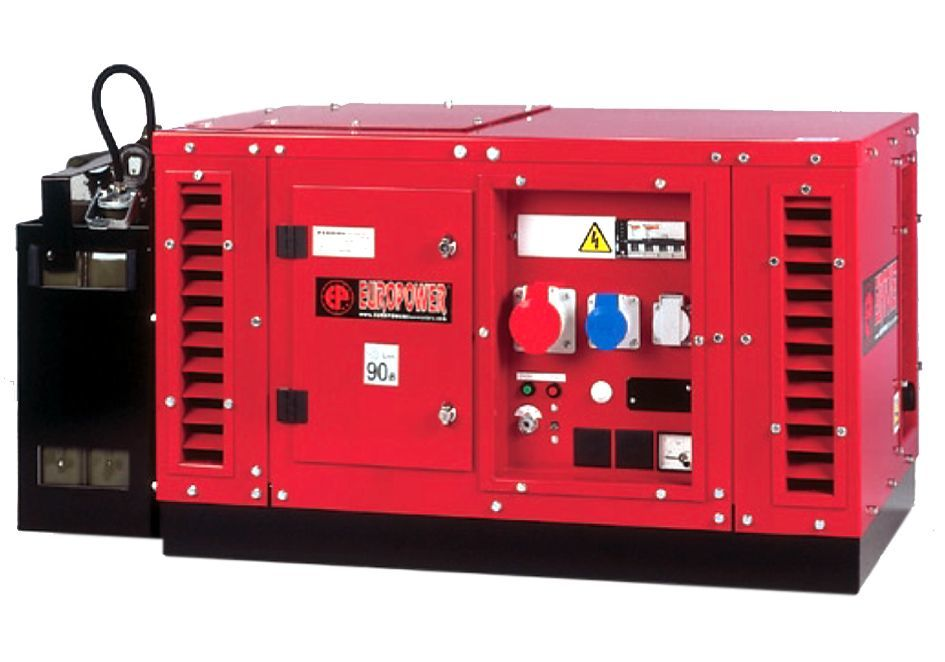 Генератор бензиновый Europower EPS 6000 E в Евпаторияе