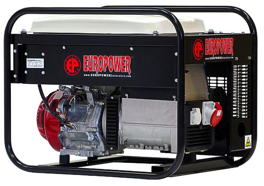 Генератор бензиновый Europower EP 6500 TLN в Евпаторияе