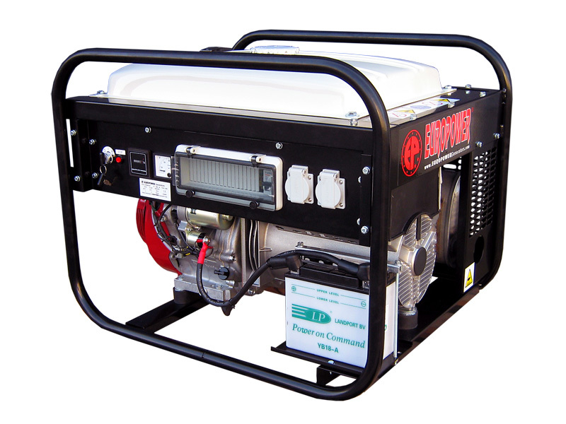 Генератор бензиновый Europower EP 7000 LE в Евпаторияе