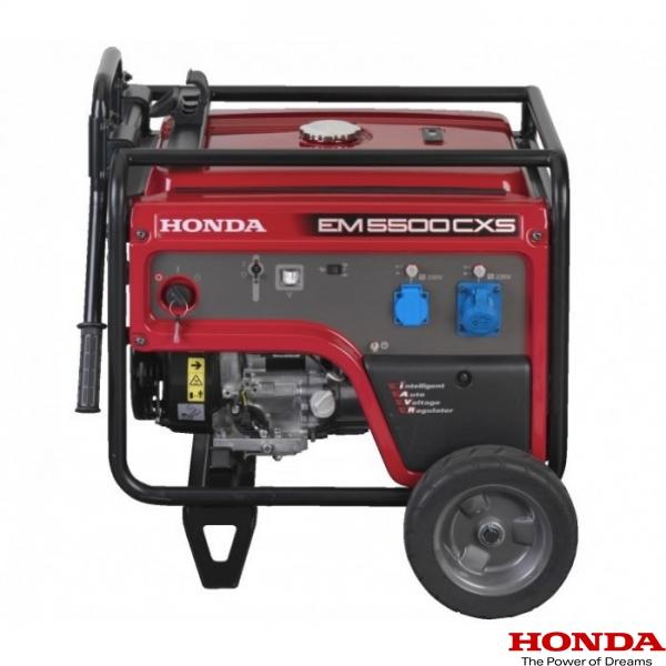 Генератор Honda EM5500 CXS 1 в Евпаторияе