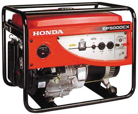 Генератор Honda EP5000 CX в Евпаторияе
