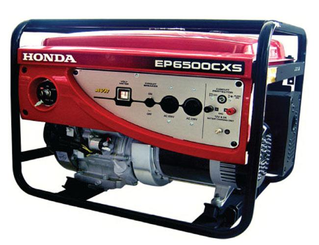 Генератор Honda EP6500 CXS в Евпаторияе