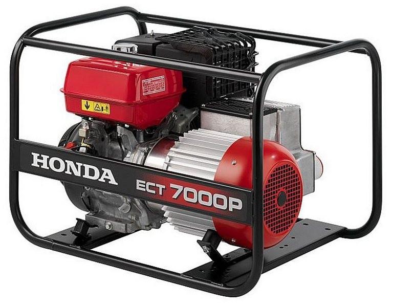 Генератор Honda EСТ 7000P в Евпаторияе