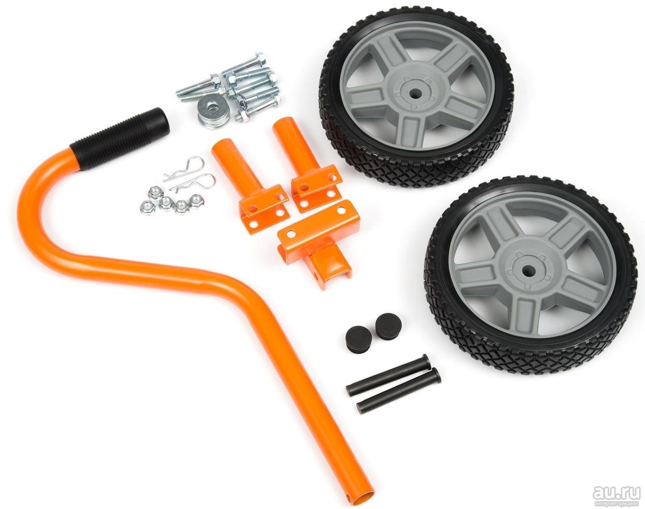 Комплект колес для генераторов ECT 7000 в Евпаторияе