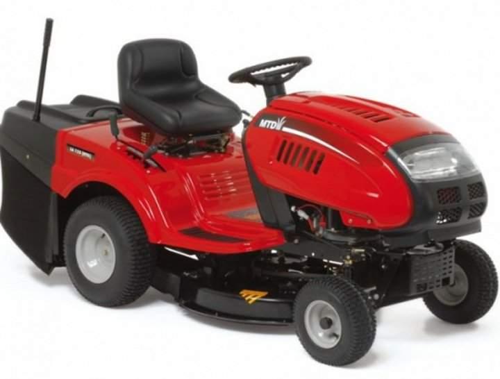Садовый трактор MTD OPTIMA LE 175 H (SPECIAL) в Евпаторияе